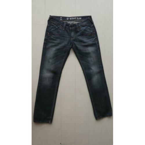 Gstar jeans maat W29 L32 straight fit