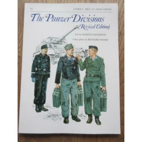 The Panzer Divisions Osprey Revised Edition