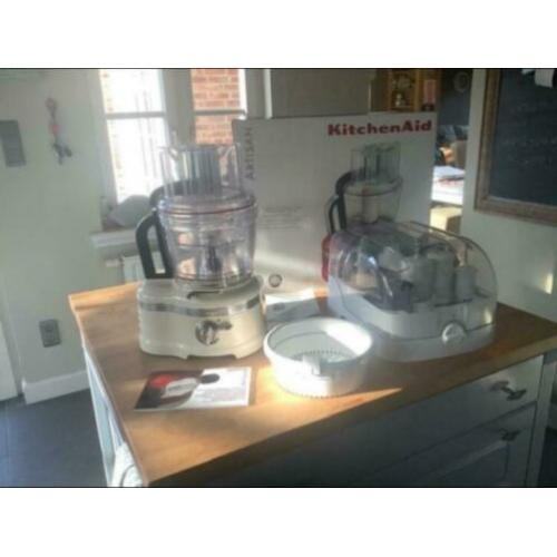 Kitchenmaid Artisan Foodprocessor