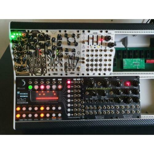 Eurorack modules (modular synth)