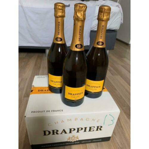 Champagne 9 fles