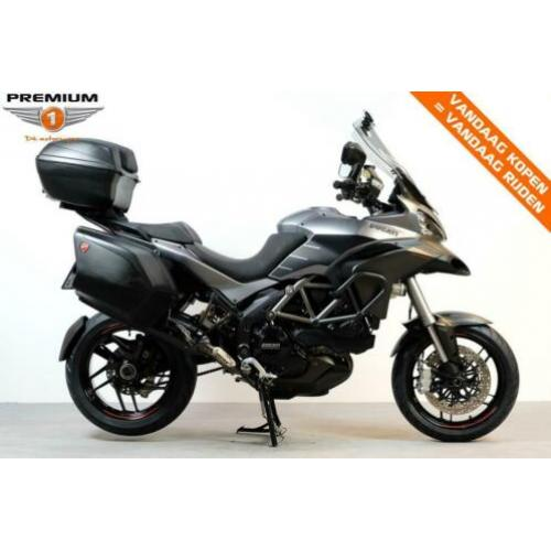 Ducati MULTISTRADA 1200 S GRAND TOURING (bj 2013)