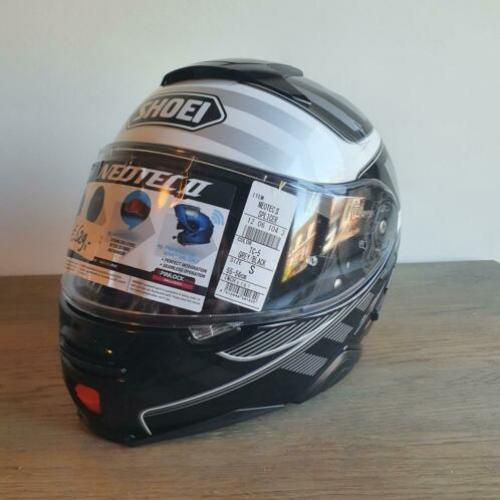 Shoei neotec 2 splicer grey black 2019 nieuw in doos S L