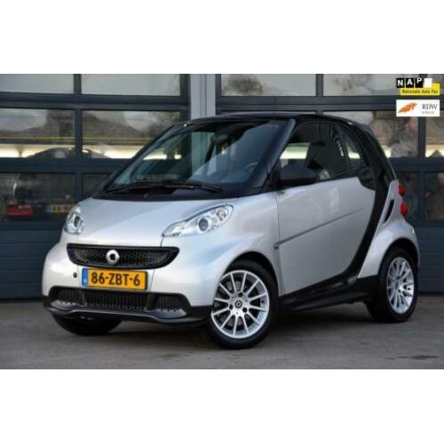 Smart Fortwo coupé 1.0 mhd Pure * VOL AUTOMAAT * PANORAMA DA
