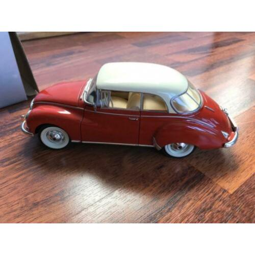 Auto Union 1000 S coupé 1:18