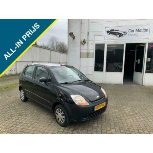 Chevrolet Matiz 0.8 Ace