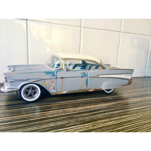 1957 Chevy Bel Air Unrestored Gmp