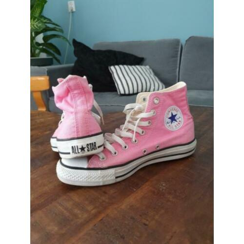 Converse all star roze maat 41