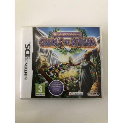 *** Nintendo DS Cradle of Athena ***