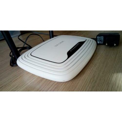 TP-LINK wireless 300Mbps wifi router voor thuis (TL-WR841N)