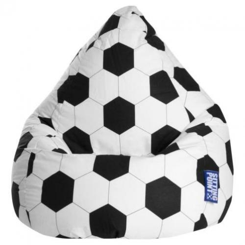 Sitting Point BeanBag Voetbal L